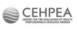 CEHPEA: Centre for the Evaluation of Health Professionals Educated Abroad with CEHPEA logo