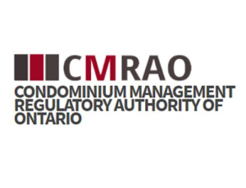 Condominium Management Regulatory Authority of Ontario seeking LICENSING, EDUCATION AND COMPLIANCE OFFICER