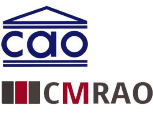 CAO – CMRAO Program Performance Analyst